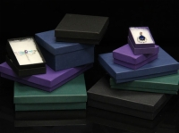 Matte Color Jewelry Boxes