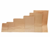 Paper Merchandise Bags - Natural Kraft
