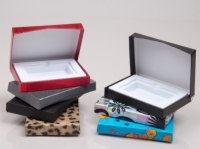 Gift Card Boxes With Plastic Insert - Everyday Designs