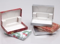 Gift Card Boxes With Paper Pop-up Insert - Holiday Designs